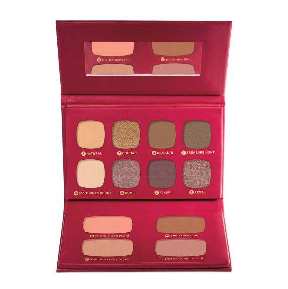 bareMinerals The Regal Wardrobe™ Ready® Eye & Face Palette