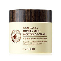 the SAEM Royal Natural Donkey Milk Moist Cream