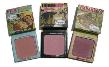 theBalm Blushes