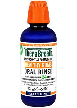 TheraNreath Healthy Gums Oral Rinse