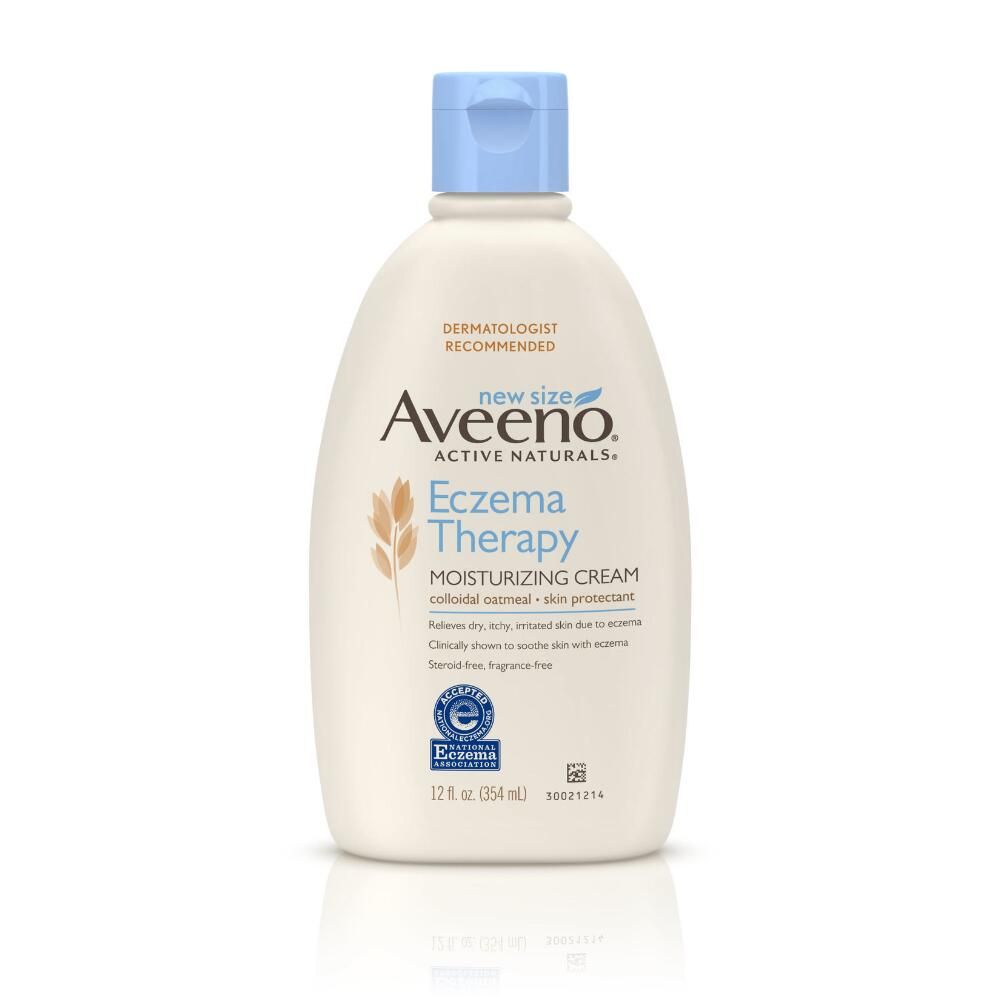 Aveeno® Active Naturals Eczema Therapy Moisturizing Cream