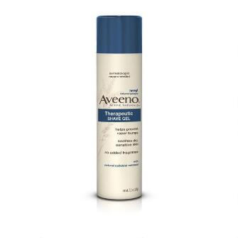 Aveeno® Therapeutic Shave Gel