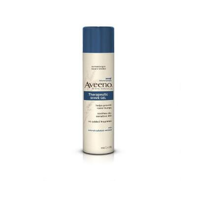 Aveeno® Therapeutic Shave Gel