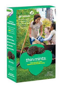 Thin Mints® Girl Scout Cookies