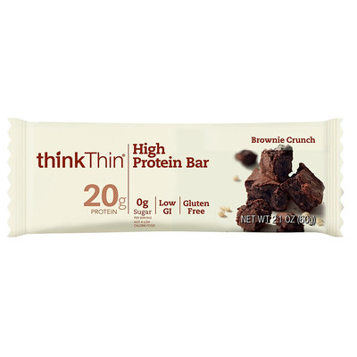 thinkThin Brownie Crunch High Protein Bar