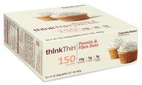 thinkThin Cupcake Batter Protein & Fiber Bars