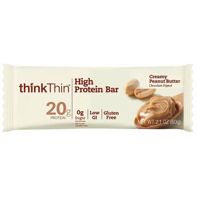 thinkThin Peanut Butter High Protein Bar