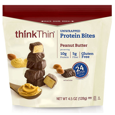 thinkThin Peanut Butter Protein Bites