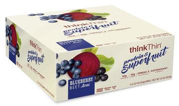 thinkThin Protein & Superfruit Blueberry Beet Acai