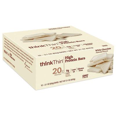 thinkThin White Chocolate High Protein Bars