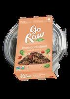 Go Raw  Organic Salad Snax Thousand Island