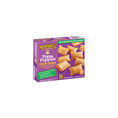Annie's®  Homegrown Three Cheese Pizza Poppers