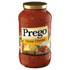 Prego® Italian Sauce Three Cheese