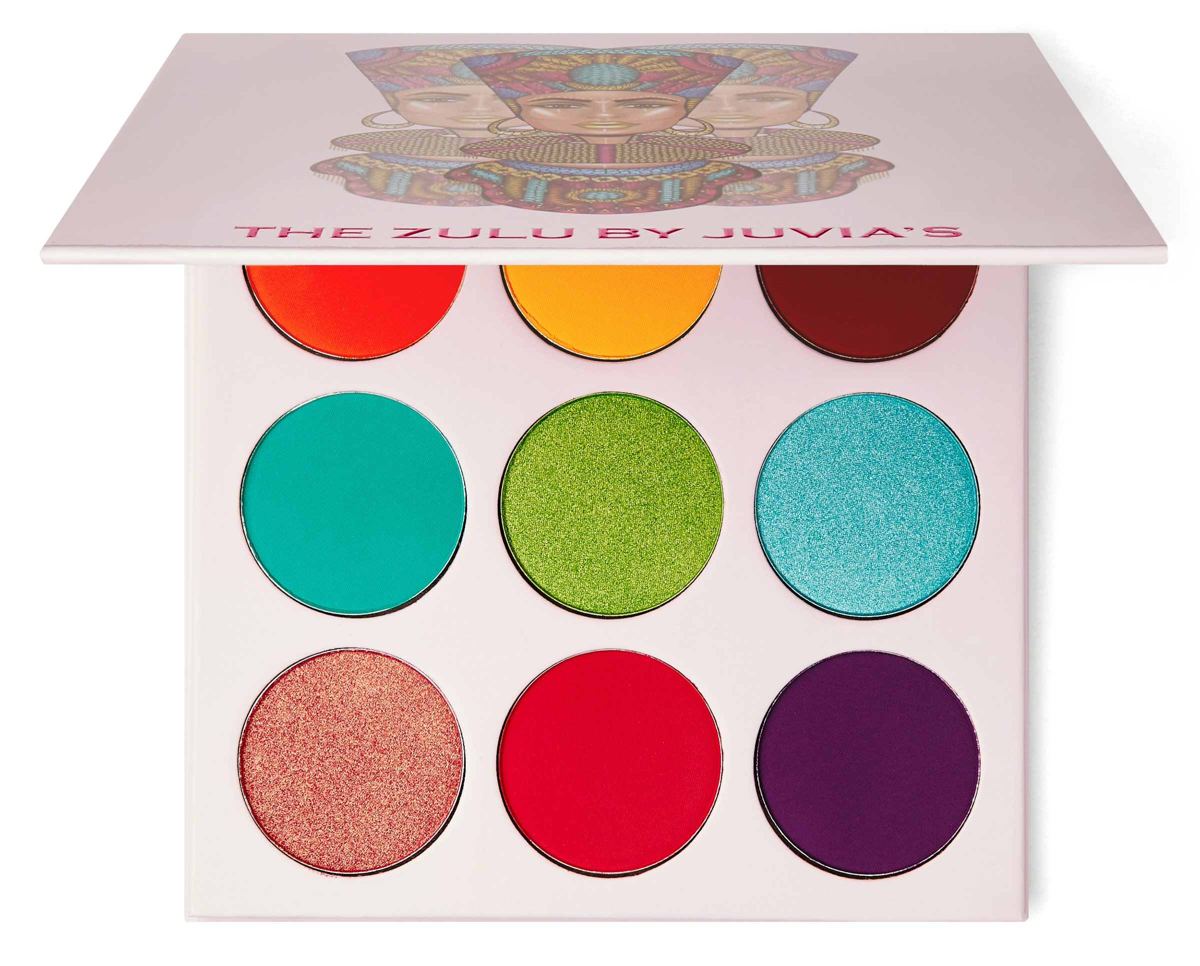 Juvia's Place Zulu Eyeshadow Palette