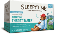 Celestial Seasonings® Sleepytime® Throat Tamer Caffeine Free