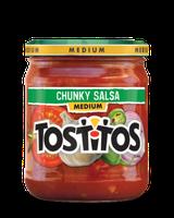 Tostitos Medium Chunky Salsa