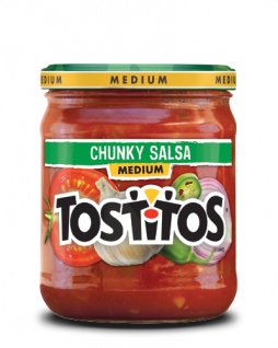 Tostitos Medium Chunky Salsa