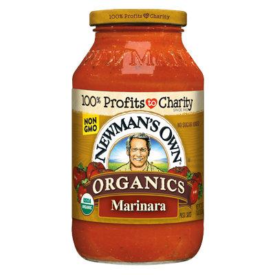 Newman's Own Organic Marinara Sauce