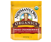 Newman's Own Organics Dried Cranberries