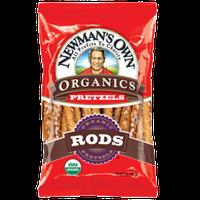 Newman's Own Organics Salted Rods Pretzels