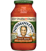 Newman's Own Five Cheese Pasta Sauce