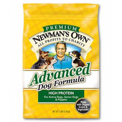 Newman's Own Advanced Dog Formula