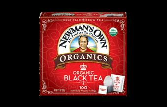 Newman's Own Organic Black Tea