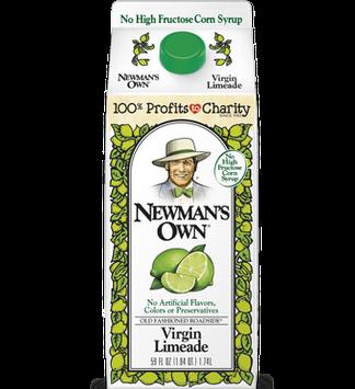 Newman's Own All Natural Virgin Limeade