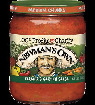 Newman's Own Farmers Garden Medium Salsa