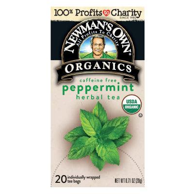 Newman's Own Organic Chai Tea