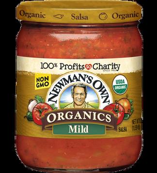 Newman's Own Organic Mild Salsa