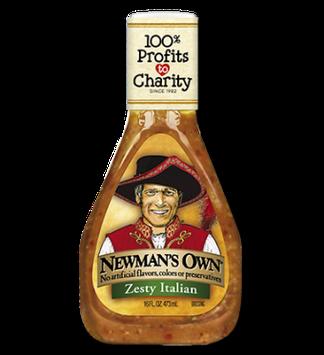 Newman's Own Zesty Italian Dressing