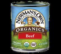 Newman's Own Organics Premium Dog Food Organic Beef