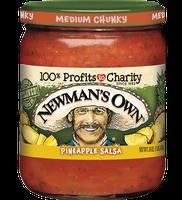 Newman's Own Medium Pineapple Salsa