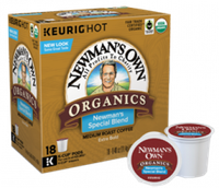 Newman's Own Organics Newman's Special Blend Medium Roast K-Cup Coffee