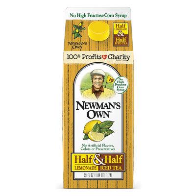 Newman's Own Half & Half Lemonade Iced Tea