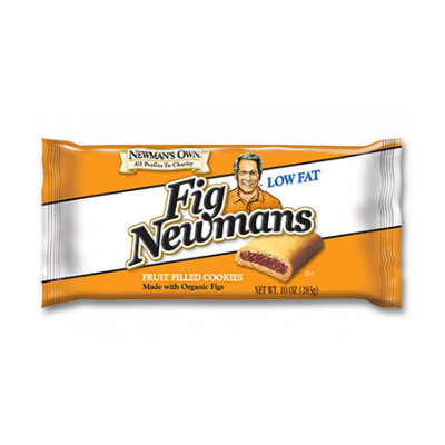 Newman's Own Organics Fig Newmans Low Fat Cookies