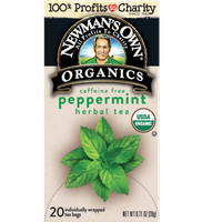 Newman's Own Organic Chamomile Herbal Tea