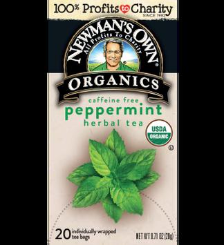 Newman's Own Organic Chamomile Herbal Tea