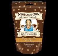 Newman's Own Organics Premium Dog Treats Peanut Butter