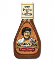 Newman's Own Honey French Dressing