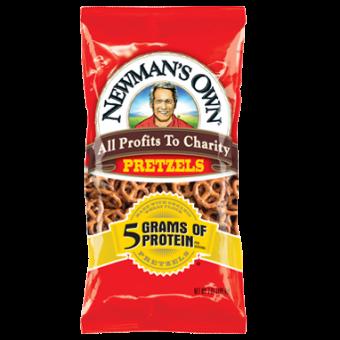 Newman's Own Protein Pretzels