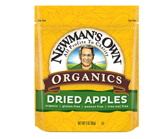 Newman's Own Organics Dried Fruit Apples