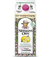 Newman's Own All Natural Pink Virgin Lemonade