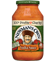 Newman's Own All Natural Vodka Pasta Saucea