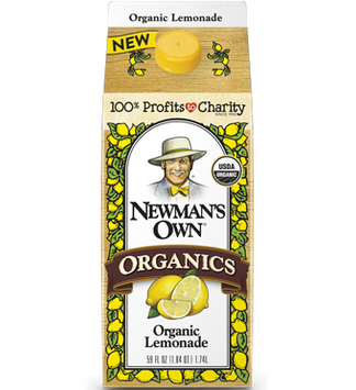 Newman's Own Organic Lemonade