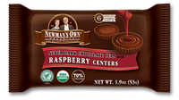 Newman's Own Organics Super Dark Chocolate Cups With Raspberry Centers