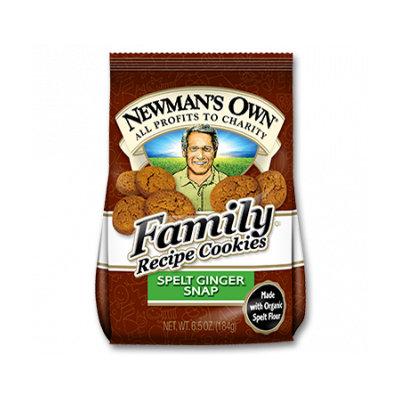 Newman's Own Organics Spelt Ginger Snap Cookies