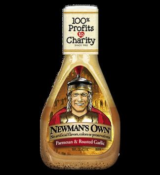Newman's Own Parmesan & Roasted Garlic Dressing