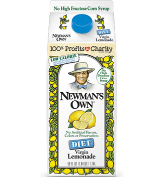 Newman's Own All Natural Diet Virgin Lemonade